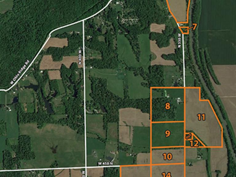 Ott Realty Corp & Ott Farms Partnership - Tract 6 - 14